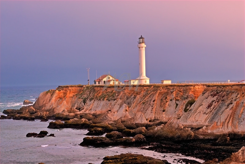 Point Arena Lighthouse: California