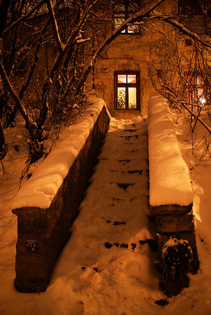 Kaménka pod/zimní