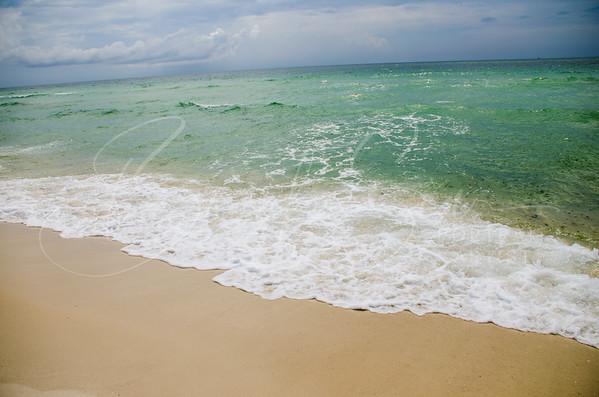 Emerald Isle Waves