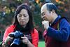 长城中文学校摄影讲座后校园实习