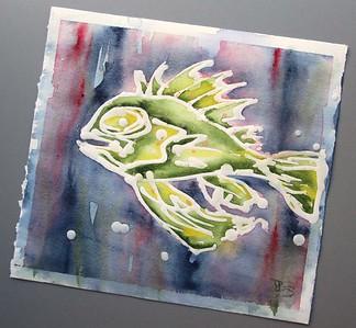 CRAZY LITTLE FISH