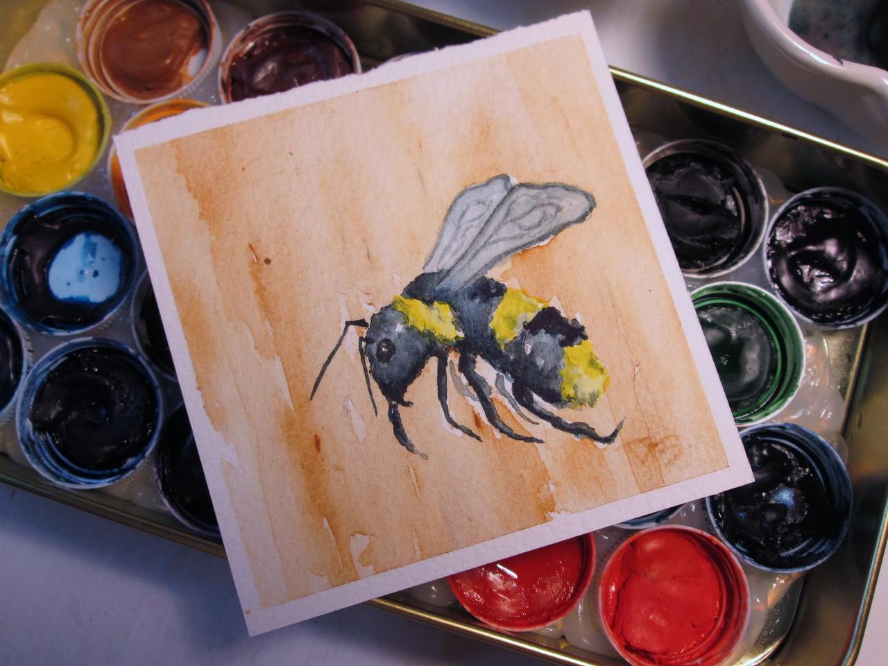 Bumble Bee     $35