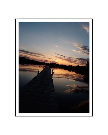 Spring Dock sunset 2018 edit 16x20
