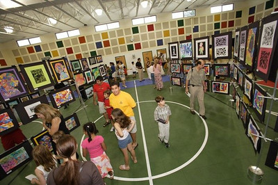 2006 Afternoon of Art 048