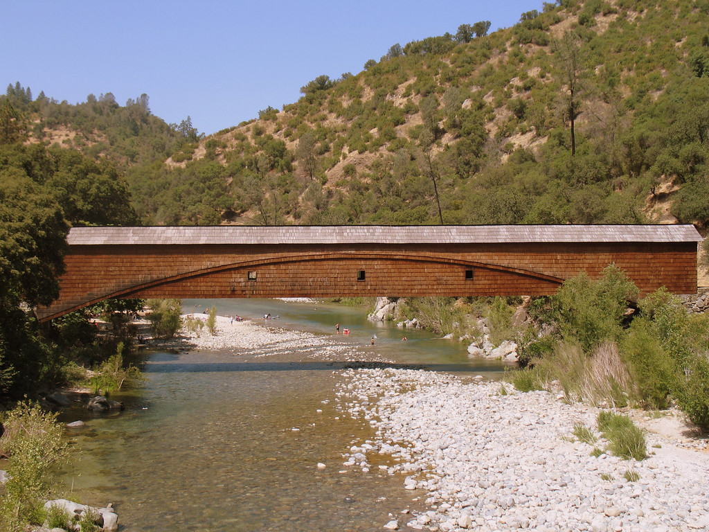 South Yuba River State Park, CA.  August 2006. Image Copyright 2006 by DJB.  All Rights Reserved.