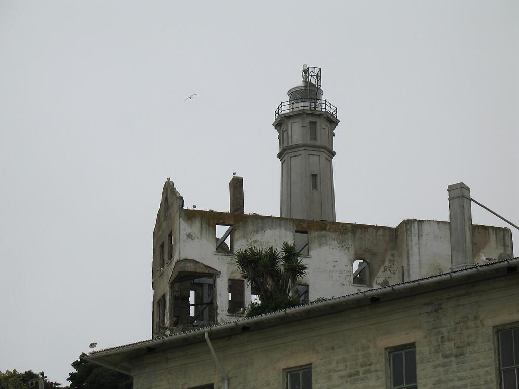 Alcatraz, CA.  July 3, 2006. Image Copyright 2006 by DJB.  All Rights Reserved.
