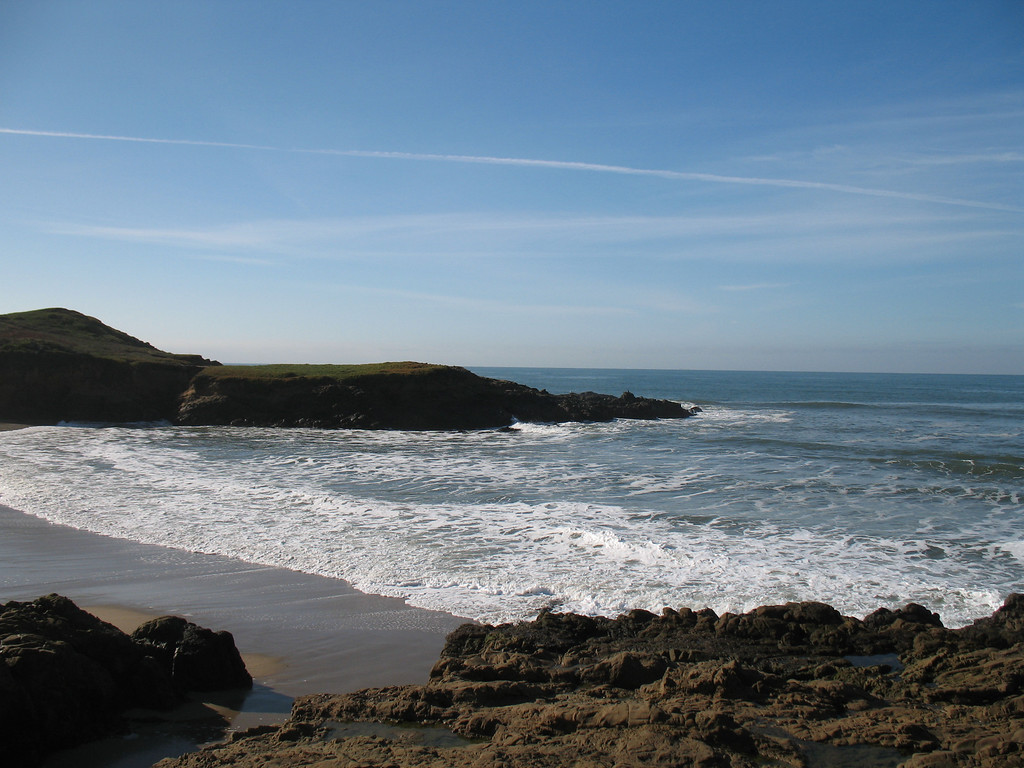 Central California Coast.  December 2006. Image Copyright 2006 by DJB.  All Rights Reserved.