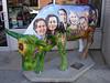 2007 West Hartford Connecticut Cow Parade