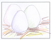 103. Need to show the back two eggs cracking and hatching.