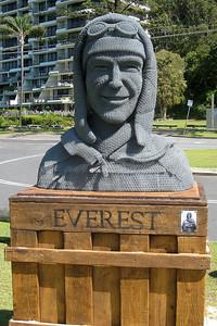 Grinners are Winners, by Ivan Lovatt - SWELL Sculpture Festival, Currumbin, http://www.swellsculpture.com.au/  12 September, 2008