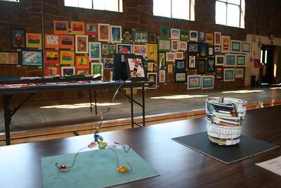 2009 Art Show: Elementary works