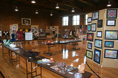 2009 Art Show: Secondary works