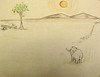 1. TEMBO THE ELEPHANT WAS PLODDING ALONG IN THE HOT DUSTY SAVANNAH, DESPERATELY TRYING TO KEEP UP WITH THE REST OF HIS HERD AS THEY MADE THEIR WAY TO THE WATERING HOLE