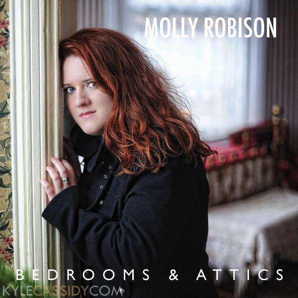 Singer/songwriter Molly Robison, 2011.