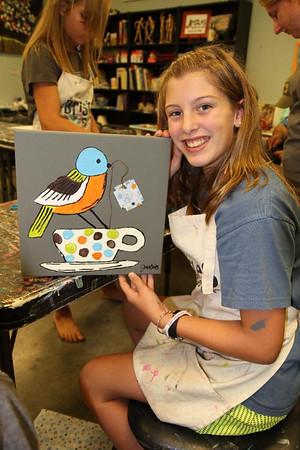 "2011-06-24 Bristles Tween Night ""Bird In A Cup"""