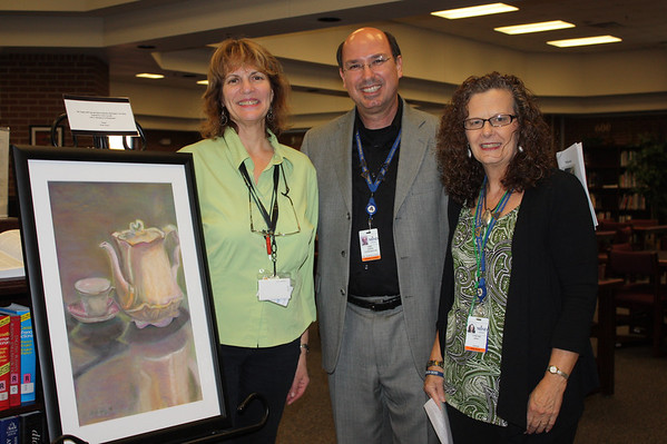 "2012 Art Show ""Reflections"" by Dr. Fred Garza"