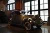 Stainless steel bodied 1936 Ford.