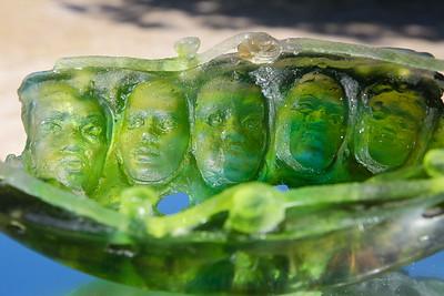 Suspected Illegal Entry Vessel SIEV, Erika Mayer - Swell Sculpture Festival 2012, Visit 1; Currumbin, Gold Coast, Queensland, Australia; 20 September 2012. Photos by Des Thureson