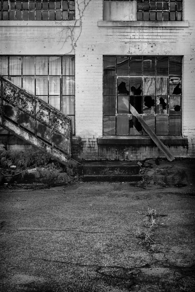 Lines In Decay