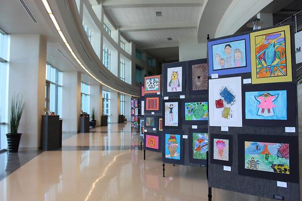 2014 MISD Elementary Art Show