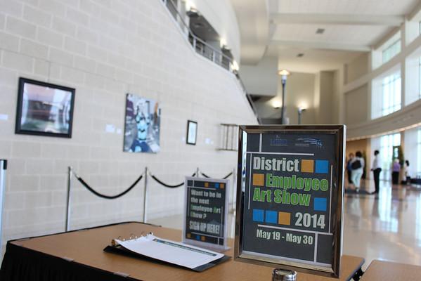 2014 MISD Faculty Art Show