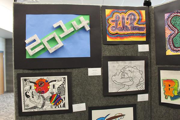 2014 MISD Secondary Art Show
