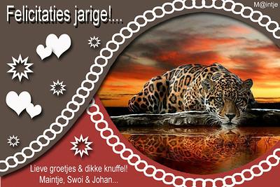 """N°1 2014 Nieuwe kaartjes """"CHAIN""""..."""