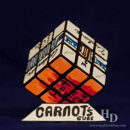 Carnot's Cube  by Jonathan Harper and Alvaro Garay