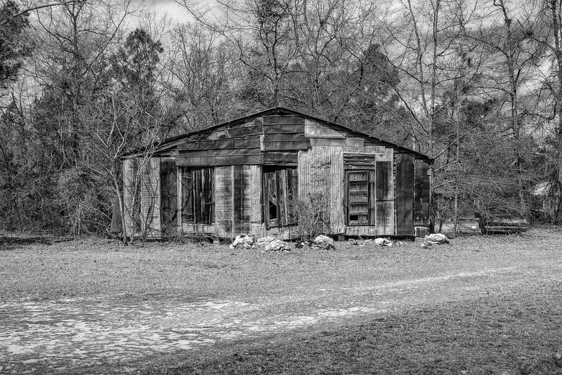 Tin Type Barn
