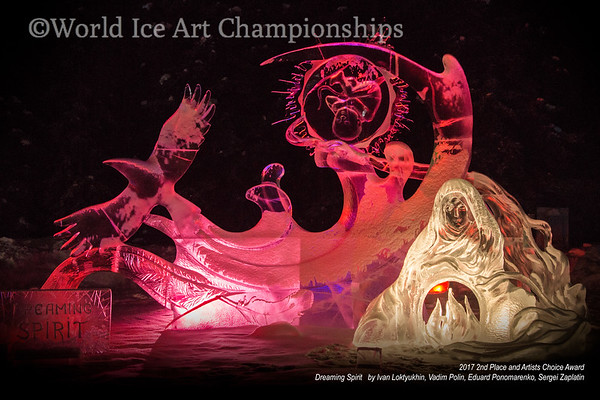 2017 Ice Alaska Official Photos 4x6 format