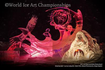 2017 Ice Alaska Official Photos 4x6 format