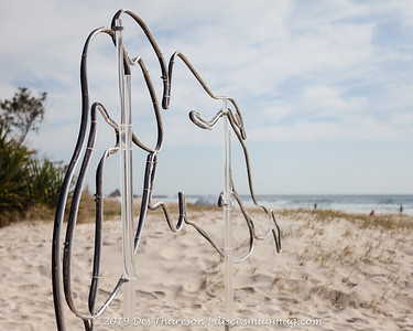 Ancora, Rebecca Cunningham - Swell Sculpture Festival 2019 (People.Art.Place.); Currumbin, Gold Coast, Queensland, Australia; 17 September 2019. Photos by Des Thureson - http://disci.smugmug.com