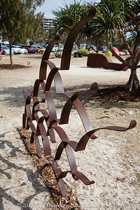 Flight 3, Jim Blower - Swell Sculpture Festival 2019 (People.Art.Place.); Currumbin, Gold Coast, Queensland, Australia; 17 September 2019. Photos by Des Thureson - http://disci.smugmug.com