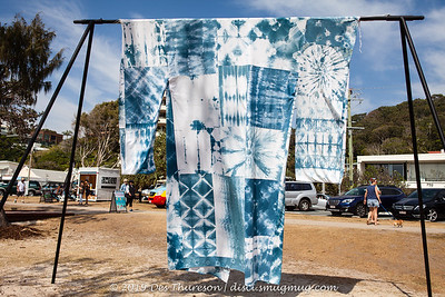 Bojagi Kimono, Anne Leon - Swell Sculpture Festival 2019 (People.Art.Place.); Currumbin, Gold Coast, Queensland, Australia; 17 September 2019. Photos by Des Thureson - http://disci.smugmug.com