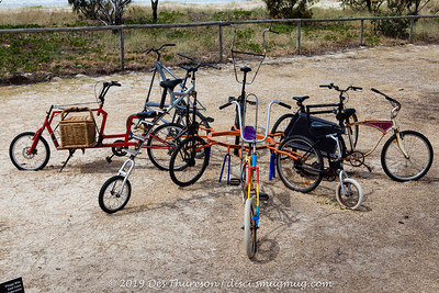 Freak Out, Village Bike Gold Coast Collaboration - Swell Sculpture Festival 2019 (People.Art.Place.); Currumbin, Gold Coast, Queensland, Australia; 17 September 2019. Photos by Des Thureson - http://disci.smugmug.com