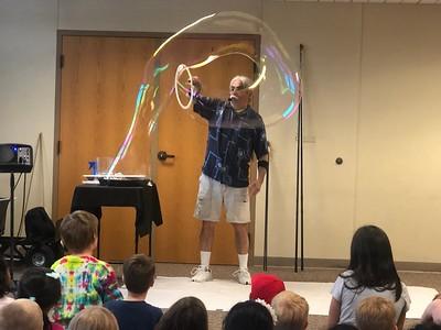 20190601Ben's Bubble Show