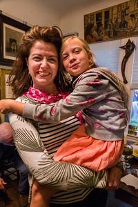 Robert Flynn Johnson's granddaughter and Farrah Spott