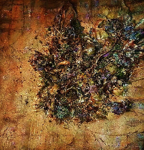 Ceres - October 2012 - 36x48 - mixed media on canvas.