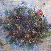 Capri - December 2012 - 36x48 -mixed media on canvas.