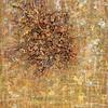 Indian Summer - November 2012 - 48x36 - mixed media on canvas.