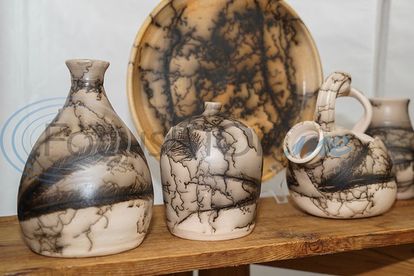 Pottery by Cindy Fuqua