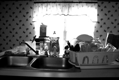 Day 19: January 19  I got up and was about to do dishes and then I realized Jayson did them before he went to sleep. I love him.