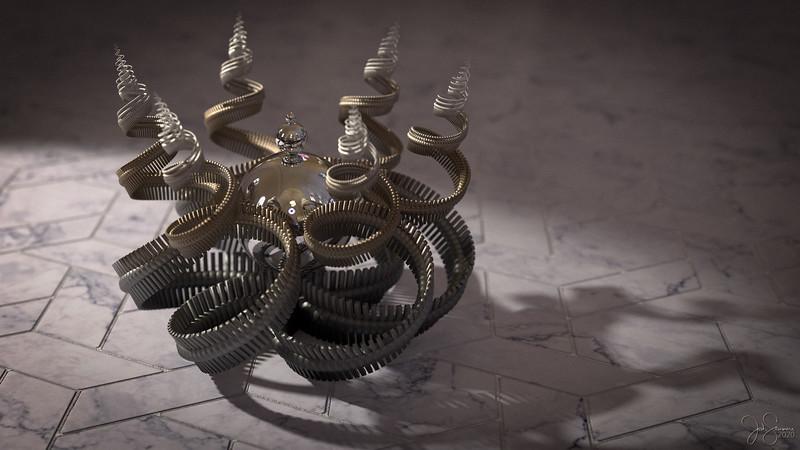 Spiral Spires