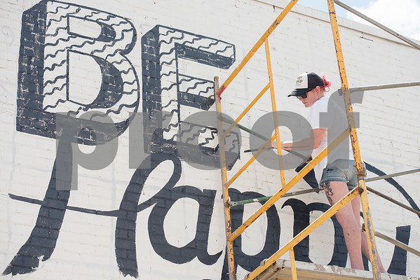 Downtown Tyler Mural
