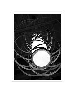 Light black and white 8x10