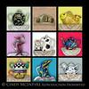 Teapots 3 13x13 copy