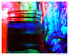 Dye and Water XVIII