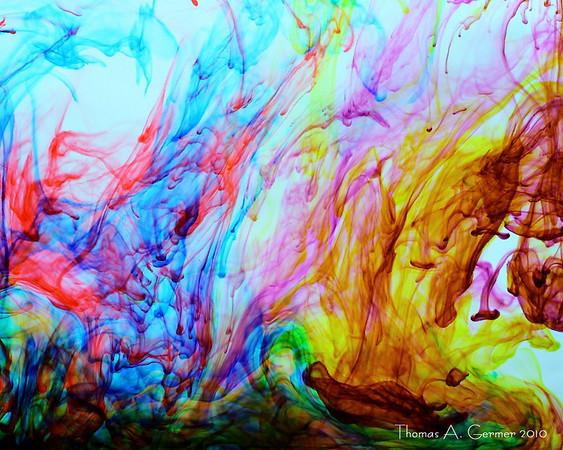 Dye in Water III