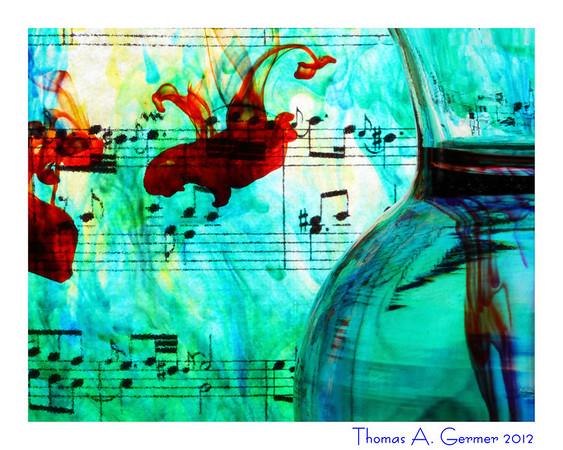 Watercolor Music I