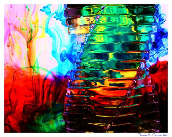 Dye and Water XXV